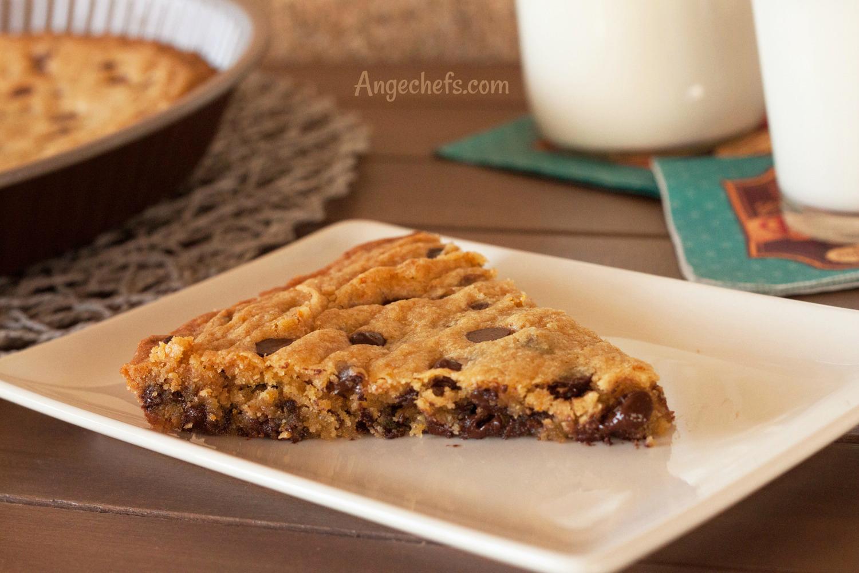 Cookie de Naranja y Chocolate!-2 angechefs.com